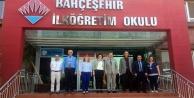 Alanya Bahçeşehir Koleji ALKÜ'yü ağırladı