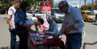 Alanya#039;da imza kampanyası başlattılar