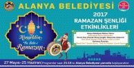Alanya#039;da Ramazan eğlenceleri başladı