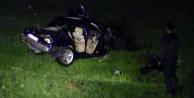 Alanya#39;ya dönüşü kazada bir aile yok oldu