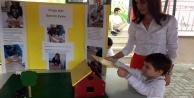 Alanyalı özel öğrencilerin projeleri sergilendi