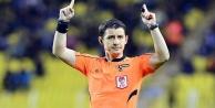Alanyaspor - Galatasaray maçının hakemi açıklandı