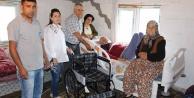 Büyükşehir#039;den hastalara yardım eli