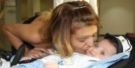 Emziremediği bebeği için tedavi olacak