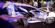 Feci kaza: 1 ölü, 5 yaralı var