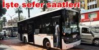 Galatasaray maçına özel otobüs