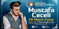 Mustafa Ceceli konseri bu akşam