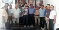 Prestij Köprüsü için Berberoğlu'ndan destek sözü