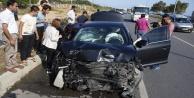 Şok! Bahçeli#039;nin konvoyunda kaza