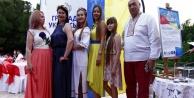 Ukraynalı turistlerin Eurovision heyecanını yaşadı