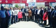 AK Parti Antalya teşkilatı Sincan'da