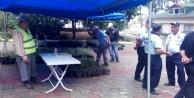 Alanya#039;da mezarlıklarda ücretsiz çiçek dağıtılacak