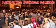 Alanya#039;da Ramazan coşkusu hız kesmiyor