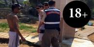Alanya#039;dan Suriyeli sapıklara sert tepki