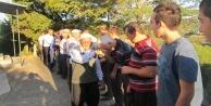 Alanya#039;nın köylerinde bayram geleneği
