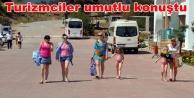 """""""Antalya ve Alanya'ya turist akını"""""""