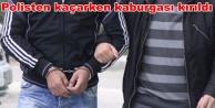 Cezaevi firarisi Alanya#039;da yakalandı