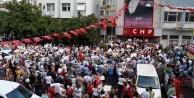 CHP #039;adalet#039; için balon bıraktı
