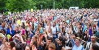 Moskova#039;daki Türkiye Festivali#039;ne büyük ilgi