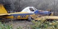 Uçak düştü haberi asılsız çıktı