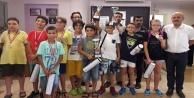 15 Temmuz turnuvası kazananları ödüllerini aldı