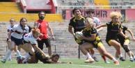 Alanya#039;da gelişen bir spor: Rugbi