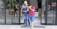 Alanya#039;daki korsan taksici uyuşturucu ile yakalandı