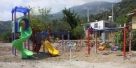 Alanya#039;nın 4 mahallesine yeni park