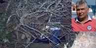 Alanya#039;ya şok! Dere kenarında erkek cesedi bulundu