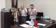 Alanya#039;ya Türkiye ikinciliği ile döndü