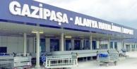 Antalya ve Alanya-GZP#039;ye havadan 1 milyon turist geldi
