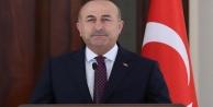 Bakan Çavuşoğlu#039;ndan açıklama