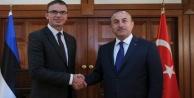 Bakan Çavuşoğlu#039;ndan yoğun diplomasi trafiği