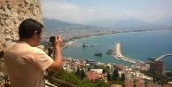 Canon fotoğrafçısı Alanyaya geldi