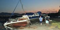 Deprem Alanya#039;yı da sarstı