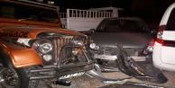 Feci trafik kazası: 4 ölü var