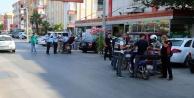 Polis motosiklet denetimi yaptı
