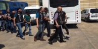 Yakalama kararı olan 152 kişi yakalandı