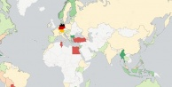 Alman turist nereye gitti?