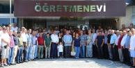Başkan Şahin#039;e üyelerden yoğun ilgi