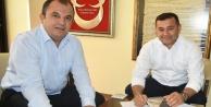 Başkan Yücel Vakıfbank#039;la protokol imzaladı
