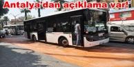 Bayramda Alanya#039;da otobüsler ücretsiz mi?