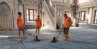 Alanya#039;daki camilere bayram bakımı