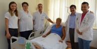 Hastalığı için Rusya#039;dan Alanya#039;ya geldi