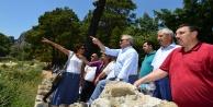Vali Karaloğlu turizm alanlarını inceledi