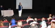 Alanya Belediyesi personelini eğitiyor