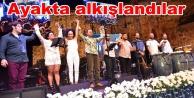 Alanya Caz Günleri#039;ne muhteşem kapanış