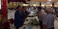 Alanya'da geleneksel bayramlaşma töreni yapıldı