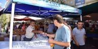 Alanya#039;da Hicri Yılbaşı lokumla kutlandı
