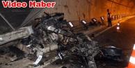 Alanya#039;da hız faciası: 2 ölü var